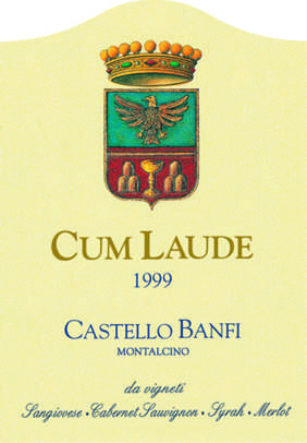 Banfi Cum Laude 2004 Winecom